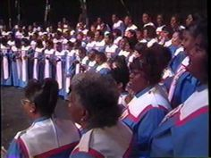 ▶ One More Time - Rev. James Moore & the Mississippi Mass Choir - YouTube
