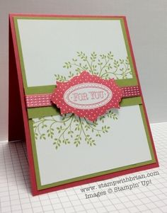 layered labels heartfelt stampin up cards | Layered Labels, Thoughts & Prayers, Stampin' Up! by lorraine