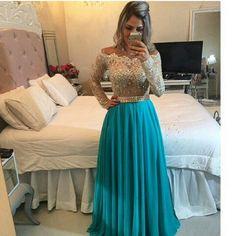 Top Vestido para festas com glamour
