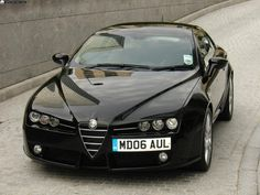 Alfa Romeo Autodelta Alfa Romeo Brera J5