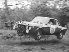 #Group 4#Lancia#Fulvia