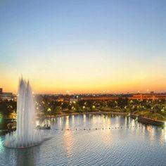 Salam Park #Riyadh