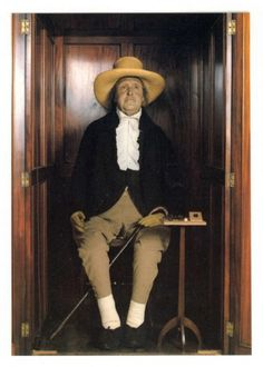 Jeremy Bentham (1748-1832) was a British philosopher and reformer who tried to develop a scientific formula for the happiness created by any action we take. This became known as utilitarianism, and is the most well-known form of consequentialist moral philosophy.