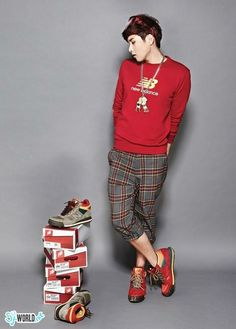 RyeoWook for New Balance