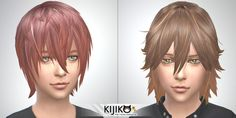 I converted my hairstyles for kids.  http://kijiko-sims.tumblr.com/post/117009141942/i-converted-my-hairstyles-for-kids-i-hope-you