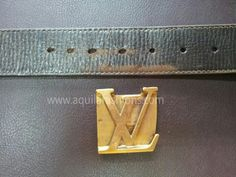 aquilafashions.com - reuse buckle - replacement belt straps. Good stuff! Well used 8 year old full-grain leather belt to be replaced. SGD 150.00.