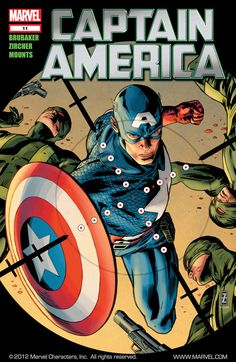 """Read """"Captain America by Ed Brubaker Vol. by Ed Brubaker available from Rakuten Kobo. Collects Captain America & Captain America A new Scourge on the hunt! As the body count rises, Captain Amer. Marvel Captain America, Ms Marvel, Marvel Comics, Captain America Comic Books, Marvel Comic Books, Marvel Characters, Comic Books Art, Book Art, Marvel Art"""