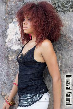 diosasalnatural:    Neisha from Carolina, Puerto Rico  Photo by: Joaquin M