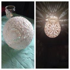 Lampe / lamp ;-) Creative Ideas, Lamps, Lighting, Inspiration, Home Decor, Diy Creative Ideas, Lightbulbs, Biblical Inspiration, Decoration Home