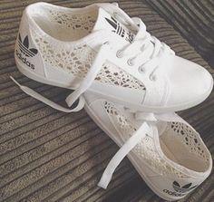 zapatillas adidas mujer tela