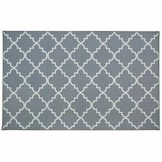 Mohawk® Home Fancy Trellis Rug, Grey