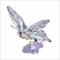 This piece was inspired by the contemporary interpretation of the swan, inspired by the Centenary Swan launched in It was created in celebration of Swarovski's Anniversary! An iconic design, featuring the Swarovski logo. Swarovski Butterfly, Butterfly Jewelry, Swarovski Crystal Figurines, Swarovski Crystals, Butterfly Pictures, Crystal Stemware, Glass Figurines, Glass Animals, Crystal Collection