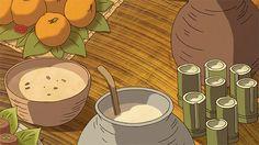 Aesthetic Ghibli Food 9
