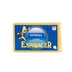 Conservas Espinaler - Tienda gourmet online | masquegourmet.es
