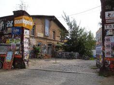 Cassiopeia  Bar & Club, Revaler Straße 99, 10245 Berlin, cassiopeia-berlin.de. One of my favorite places in Berlin