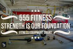 FIREHOUSE FITNESS EQUIPMENT GRANT NOW OPEN  Our sole original purpose of 5-5-5 Firefighter Fitness was to provide free daily workouts. The grant package came as a response to an overwhelming majority of firehouses not having adequate equipment.  Our #StrengthIsOurFoundation grant package is funded 100% off of YOUR purchases of our swag donating YOUR hard earned dollars and YOU putting on fundraising events on our behalf. (events@555fitness.com)  The first installment of the grant application…