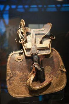 Samurai Weapons, Samurai Armor, Horse Bridle, Saddles, Ancient Art, Louis Vuitton Speedy Bag, Equestrian, Warriors, Brave