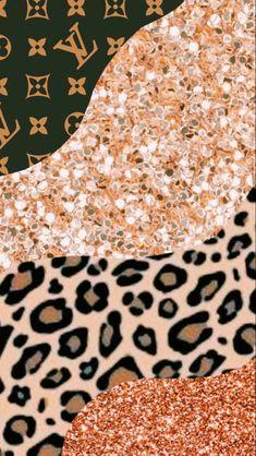 Cheetah Wallpaper, Glitter Wallpaper, Fall Wallpaper, Cheetah Background, Sparkles Background, Aesthetic Backgrounds, Aesthetic Iphone Wallpaper, Aesthetic Wallpapers, Iphone Backgrounds