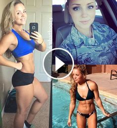 50 Hottest American Military Babes Set Internet on Fire Military Girl, Girls Uniforms, Female Soldier, Military Women, Costume, Gorgeous Women, Girls Out, Poses, Special Forces