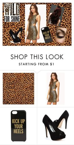 """""""Untitled #128"""" by estar1321 ❤ liked on Polyvore featuring Juicy Couture, Forever 21 and Kate Spade"""
