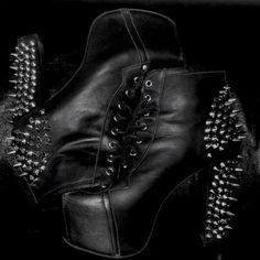 Boys Can wear heels too ;)