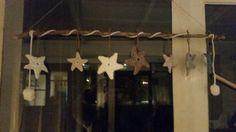 Tak met sterren.