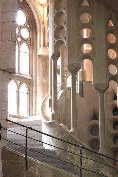 Sagrada Familia, Gaudi, Barcelona: