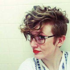 15 Super Curly Pixie Cuts | Pixie Cut 2015
