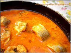 Kerala Fish Curry with Coconut,add some coriander powder and ginger for this recipe