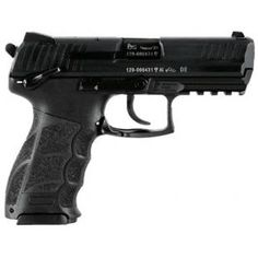 """HK P30S 9MM V3 DECOCKER 3.8"""" AMBI SFTY 2-15RD - EMAIL SPECIALS"""