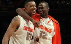 Not So Funny - (1) Syracuse C Fab Melo ruled academically ineligible for the NCAA Tournament