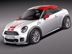 Mini Coper, Mini Morris, Car 3d Model, Mini Cooper Clubman, Morris Minor, Smart Car, Nissan Gt, Cute Cars, Cars Motorcycles