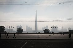 Pyongyang by axelivarsson, via Flickr
