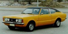 Ford Taunus (1970-1982)  Prod. : 2.695.796 Ford Motor Company, Old Fords, Citroen Ds, Belle Epoque, Granada, Motors, Transportation, Classic Cars, German