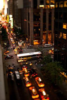 Manhattan Night by Alyaksandr Stzhalkouski