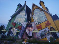 Необычный дом https://vk.com/oknaborovichi