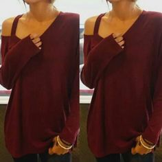 Beautiful Cotton Women's Blouse New with tags Tops Tees - Long Sleeve