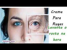 Levante O Rosto Na Hora Com Essa Mascara Efeito Botox Para Rosto (Efeito Tensor) - YouTube