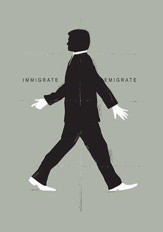 Benito Cabañas. Immigrate - Emigrate