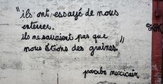 Quand le street art rend hommage aux victimes des attentats de Paris - Piwee