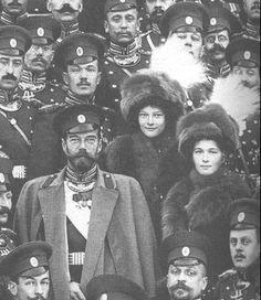 Os Romanov: Biografia - Tatiana Nikolaevna