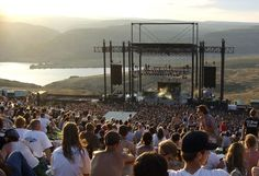 concert amphitheatre bastille