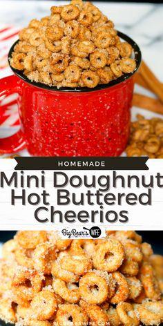 Snack Mix Recipes, Yummy Snacks, Fall Recipes, Sweet Recipes, New Recipes, Cooking Recipes, Yummy Food, Tasty, Favorite Recipes