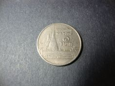 SALE  1992 Thailand 1 Baht Coin  One Baht  BE2535  by CoinCorner