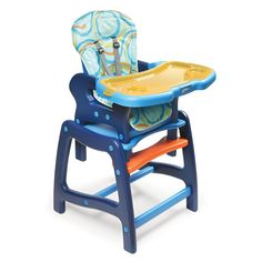 Envee Baby HighChair with Playtable 379169176 | High Chairs | High Chairs Booster Seats | Feeding | Shop Online For | BABY | Burlington Coat.  sc 1 st  Pinterest & Badger Basket Envee Baby High Chair with Playtable Conversion ...