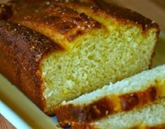 Orange Yogurt Bread Recipe - Pinch My Salt Citrus Recipes, No Salt Recipes, Light Recipes, Gluten Free Recipes, Bread Recipes, Cooking Recipes, Yogurt Bread, Bon Dessert, Bread Cake