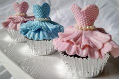Tutu Cupcakes ~!~