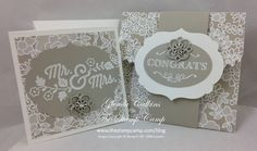 Simply Wonderful, Labels Collection Framelits, Something Borrowed DSP & embellishment, For The New Two, Mini Treat Bag Thinlits - wedding