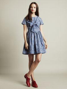 Right as rain dress | Nadinoo £150.00
