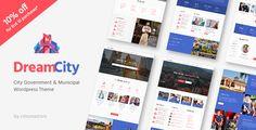 Dream City - City Portal & Government Municipal WordPress Theme  Download Now :  https://themeforest.net/item/dream-city-city-portal-government-municipal-wordpress-theme/19398021?ref=iDoodle
